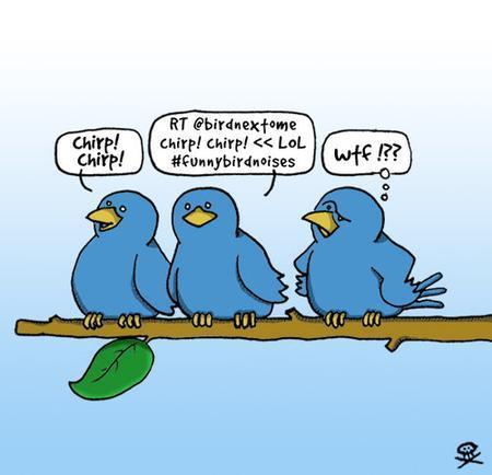 Twitter-joke