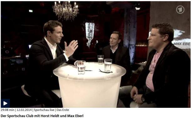 Fußball-Talk zum Einschlafen. Die ARD verschwendet GEMA-Gelder.